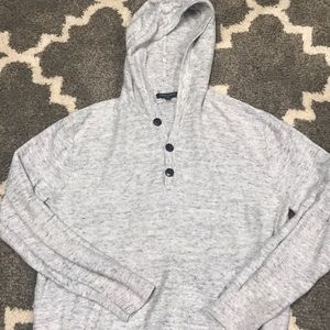 Banana Republic Hooded Sweater
